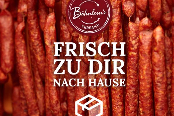 Böhnleins Heimatversand – Immer frisch zu Dir nach Hause!